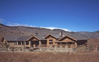 Ranch-Style Custom Home