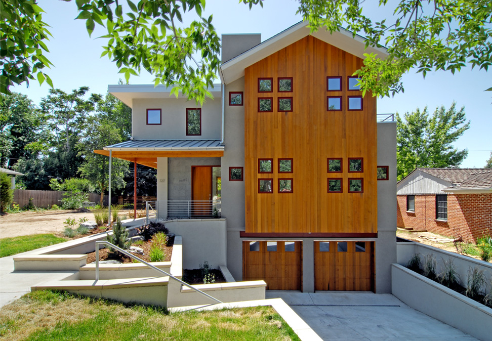 Denver Modern Custom Home Cottonwood Custom Home