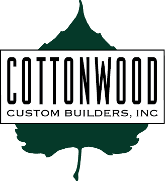Cottonwood Custom Home Builders – Boulder, CO Retina Logo