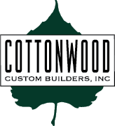 Cottonwood Custom Home Builders – Boulder, CO Logo