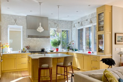 Custom kitchen renovation by Cottonwood Custom Builders in Boulder, CO.